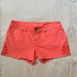 Aeropostale Women's Midi Shorts